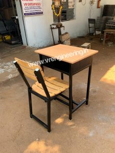 School Student Single Seater Desk in Hyderabad